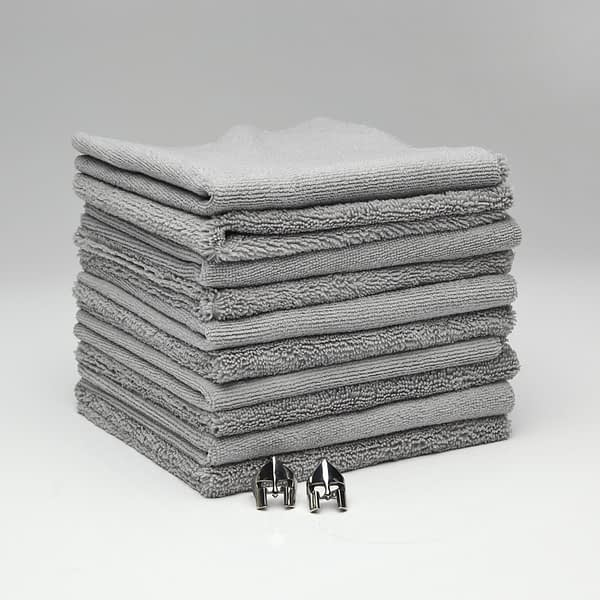 Dual Pile Edgeless Towel 40 x 40 min